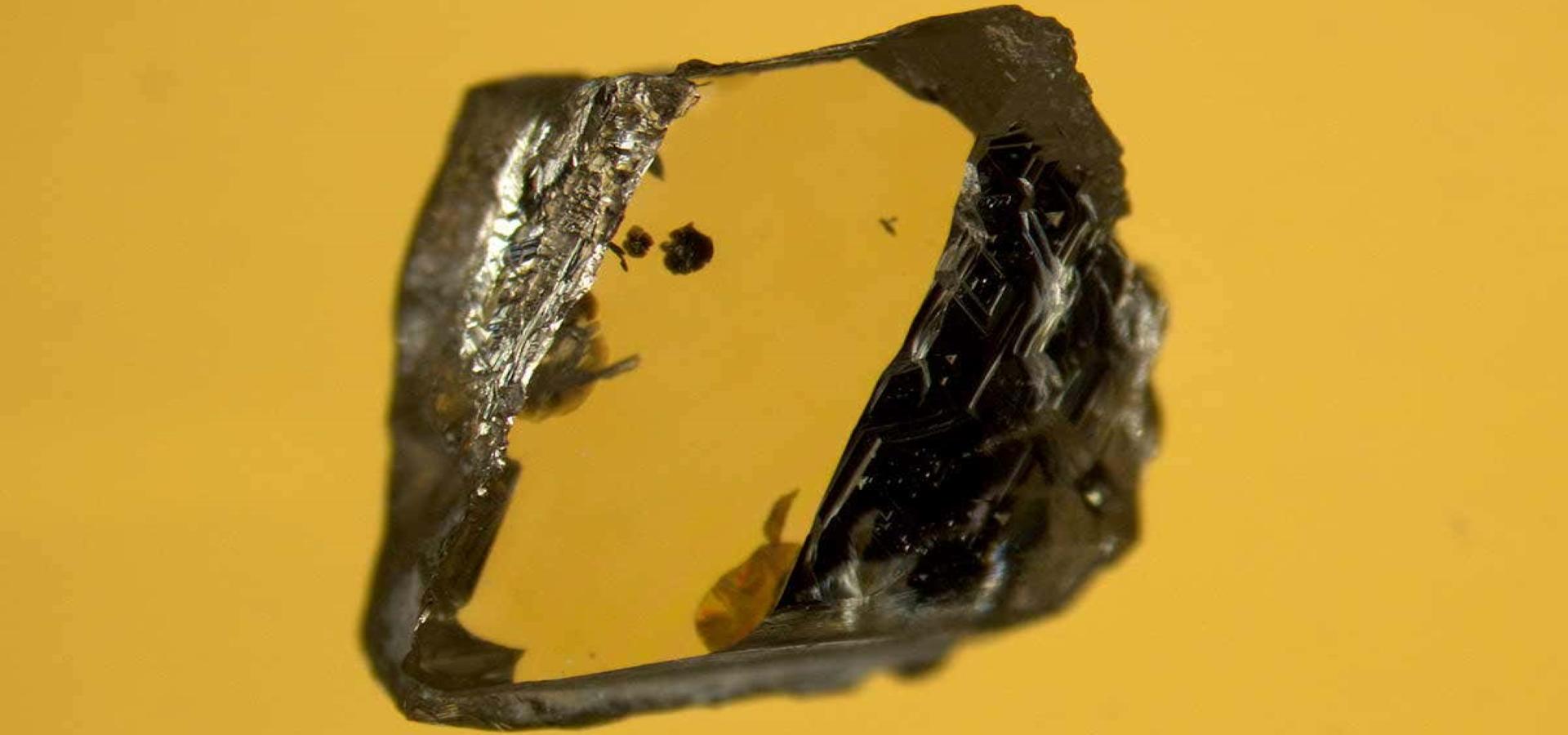 الماس های باستانی برزیلی