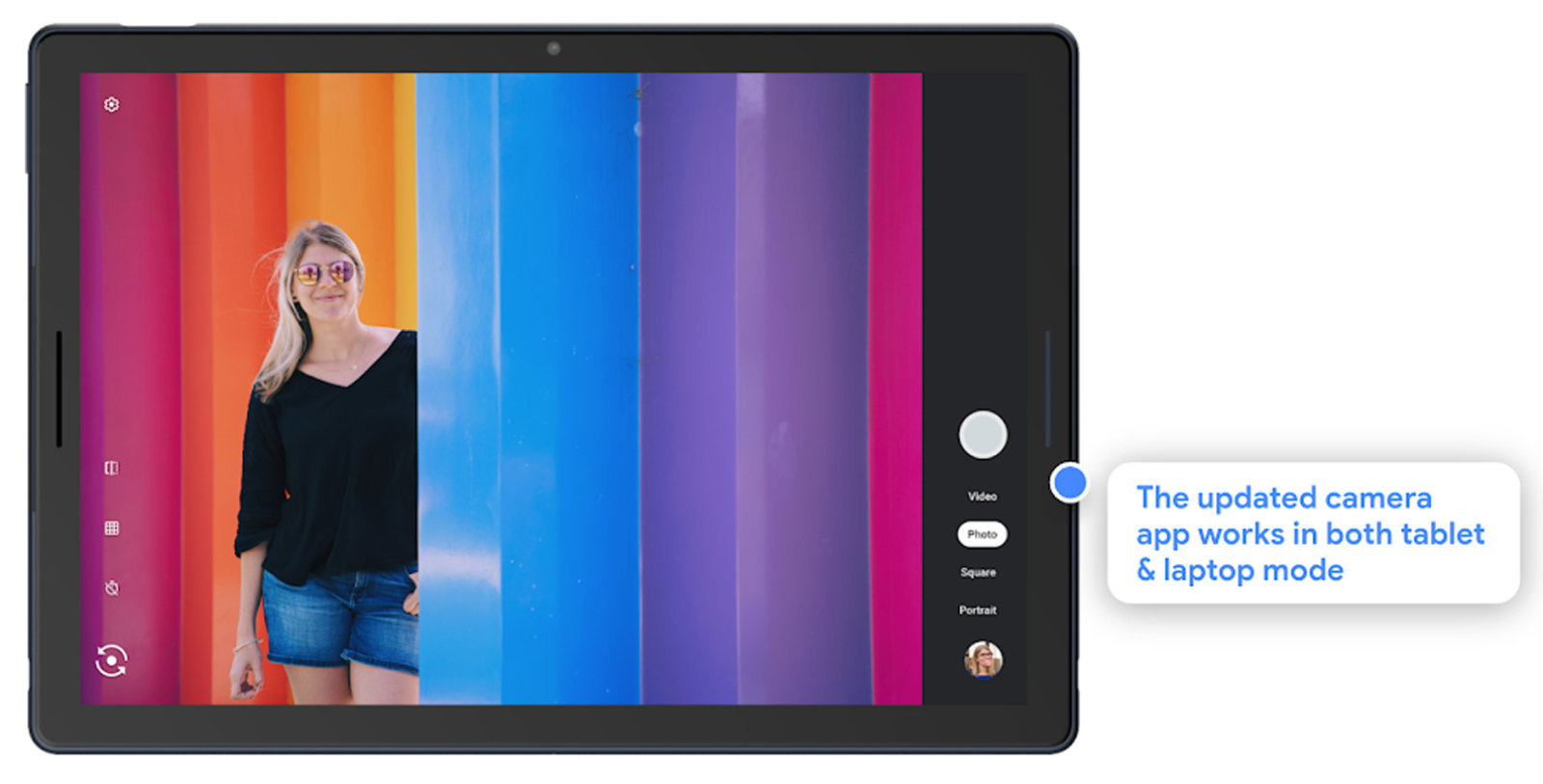 بهروزرسانی جدید Chrome OS عکاسی پرتره را در کرومبوکها سادهتر میکند