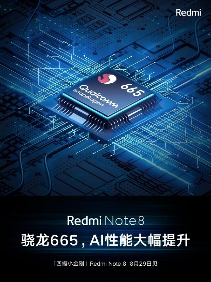 روکیدا | چیپست گوشیهای ردمی نوت 8 و ردمی نوت 8 پرو مشخص شد | گوشی های هوشمند