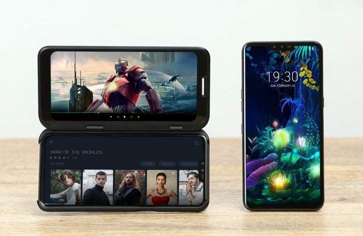 شرکت الجی در همکاری با Naver برای گوشی تاشو خود مرورگر جدیدی به اسم «وال»  طراحی میکند