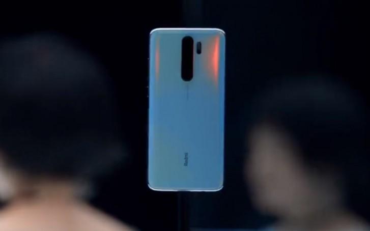 شرکت ردمی ظاهر گوشی جدید نوت 8 خود را آشکار کرد
