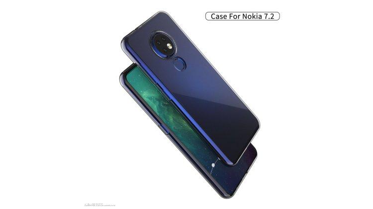 طراحی گرد دوربین گوشی Nokia 7.2 به بیرون درز پیدا کرد 1
