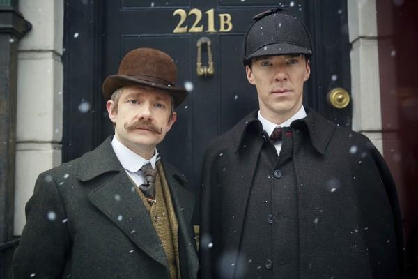 فصل پنجم سریال شرلوک