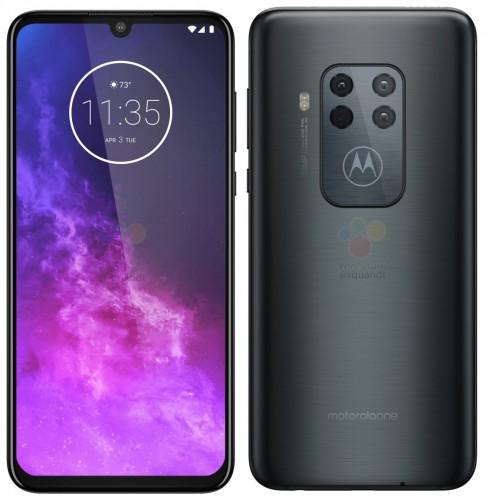 روکیدا | مشخصات گوشی Motorola One Zoom منتشر شد | گوشی های هوشمند