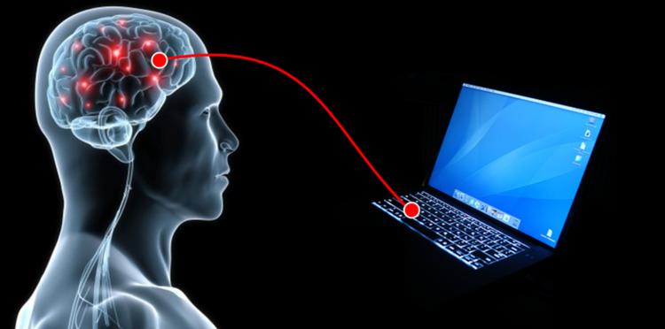 مغز به کامپیوتر ارتباط