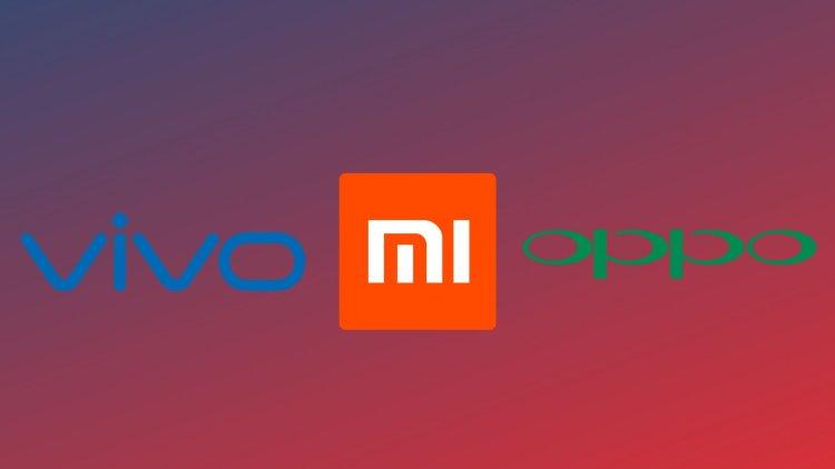 همکاری شیائومی، اوپو و ویوو برای انتقال فایل به سبک AirDrop 1