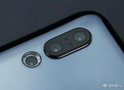 گوشی Meizu 16s Pro اطراف دوربین سوم خود یک فلاش حلقهای دارد