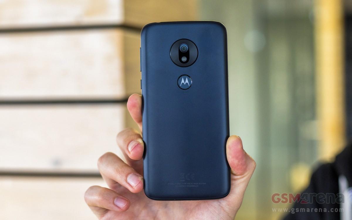 مشخصات گوشی Moto G8 Play منتشر شد؛ نمایشگر با دقت اچدی پلاس و باتری 4000 میلیآمپر ساعت