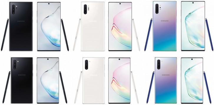 Note10 and note 10