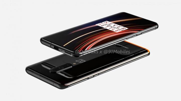 رندرهای CAD گوشی OnePlus 7T Pro به بیرون درز پیدا کرد