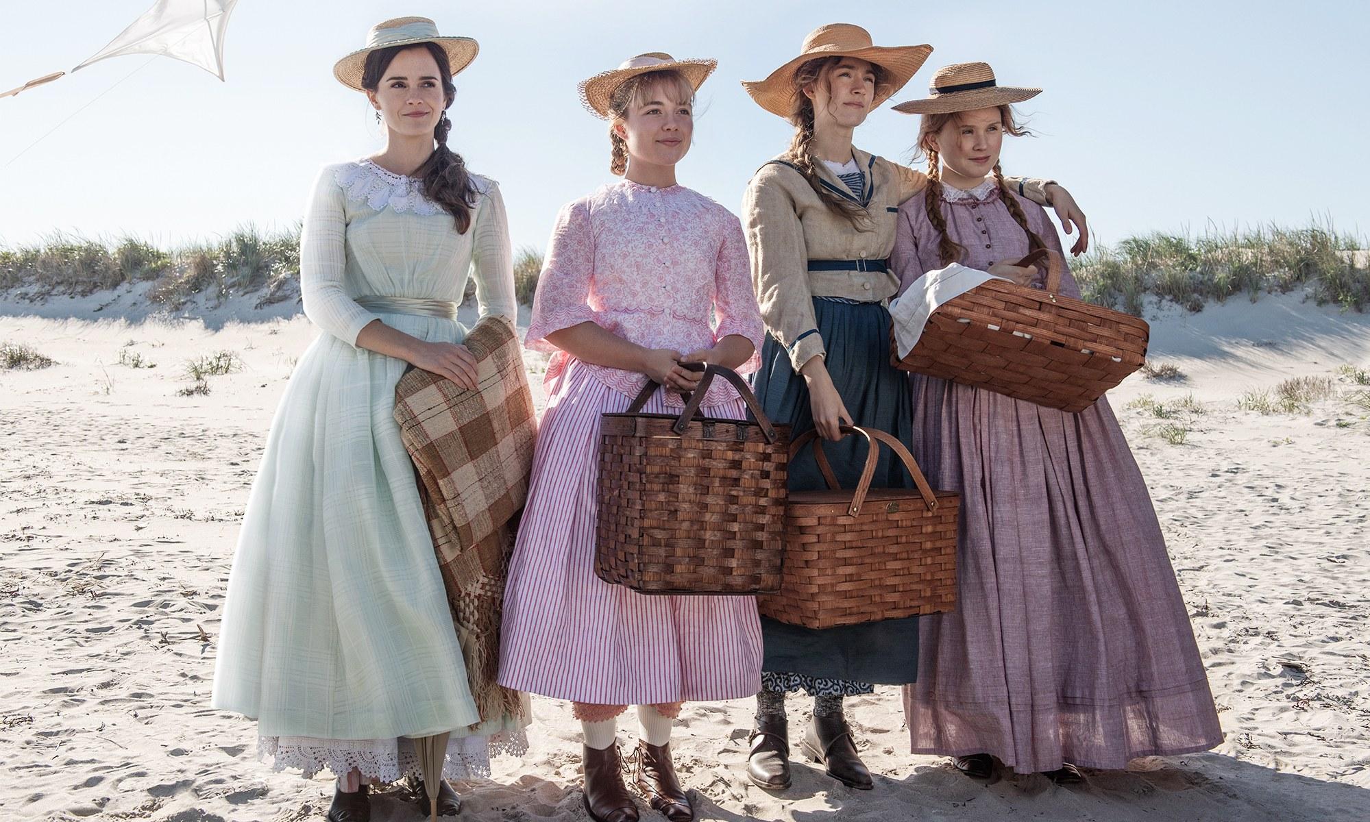 اولین تریلر جدیدترین فیلم گرتا گرویگ یعنی زنان کوچک منتشر شد