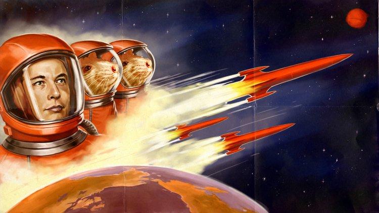 ایلان ماسک در فکر بمباران هستهای مریخ است! ناسا می گوید نه!