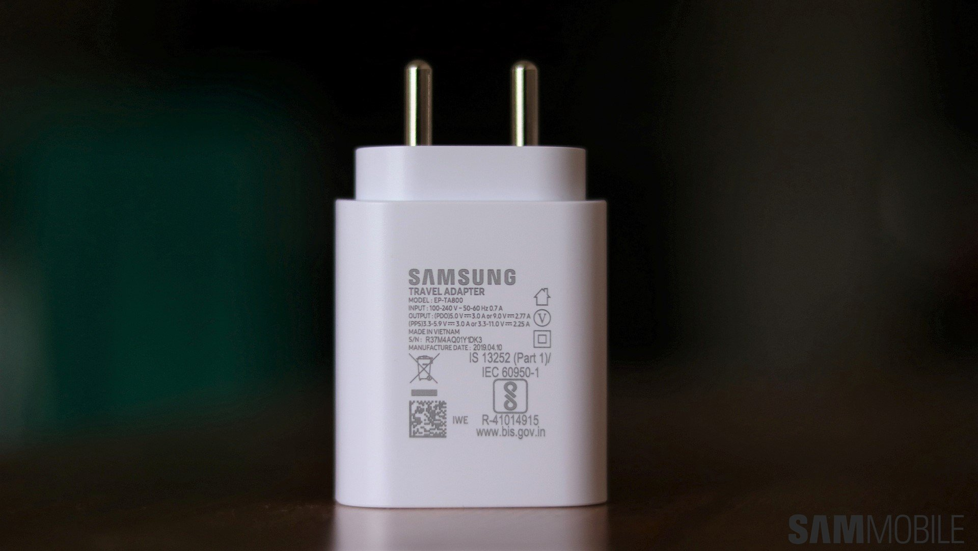 گوشی گلکسی A91 از سرعت شارژ 45 وات پشتیبانی خواهد کرد