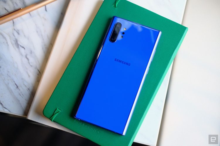 samsung galaxy note 10 and 10 hands on 1 2