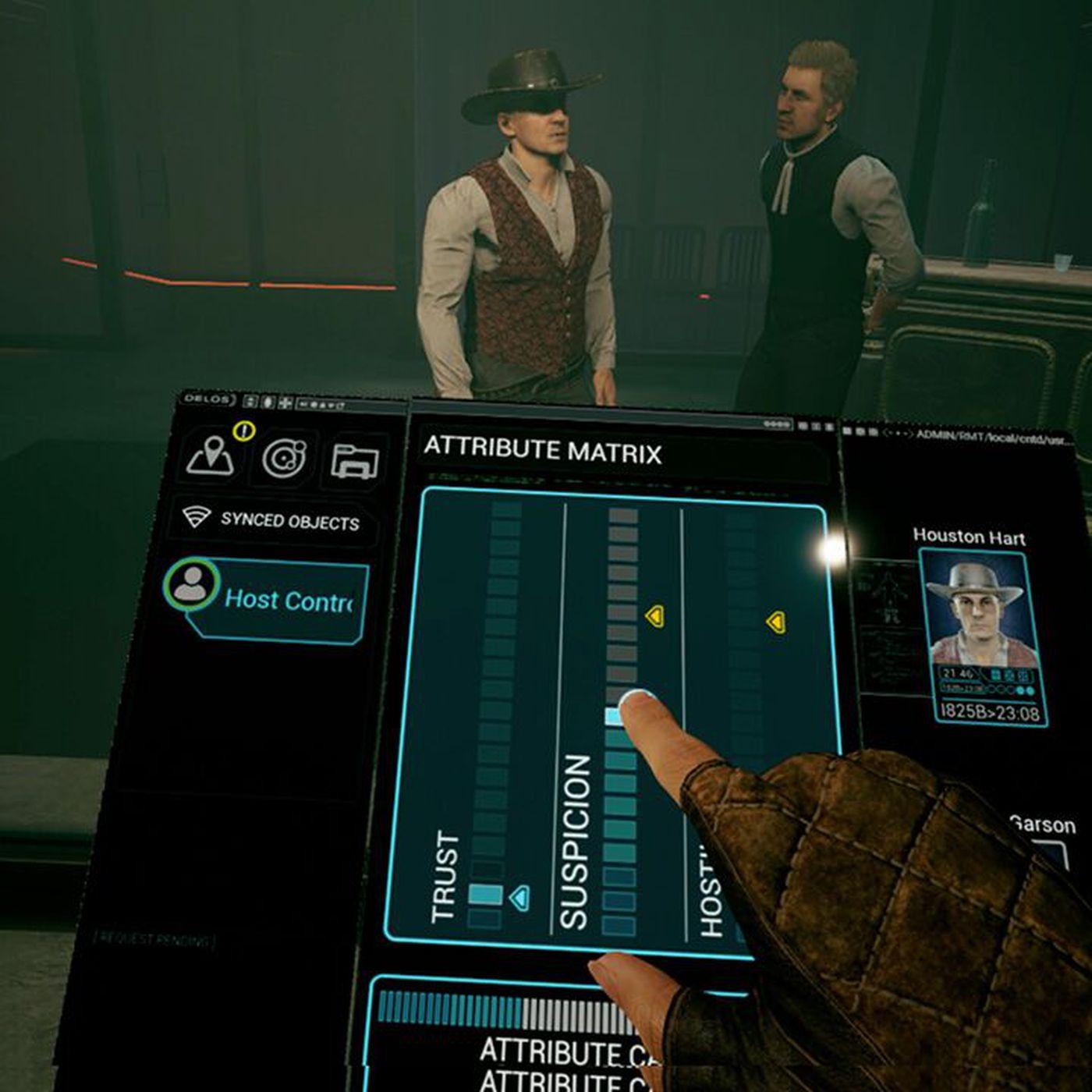 بازی واقعیت مجازی 'Westworld Awakening شبکه اچبیاو 29 مرداد عرضه میشود