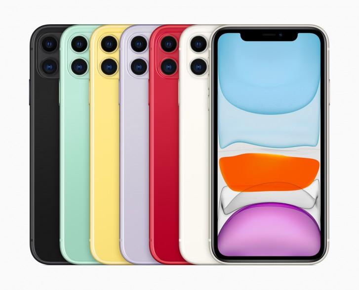 گوشی آیفون 11 اپل رسما معرفی شد؛ مجهز به یک چیپست و دوربین اولترا واید جدید