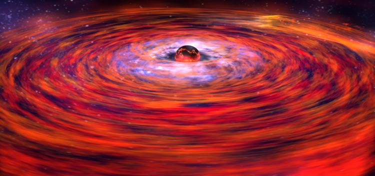 اشعه ایکس ستاره نوترونی