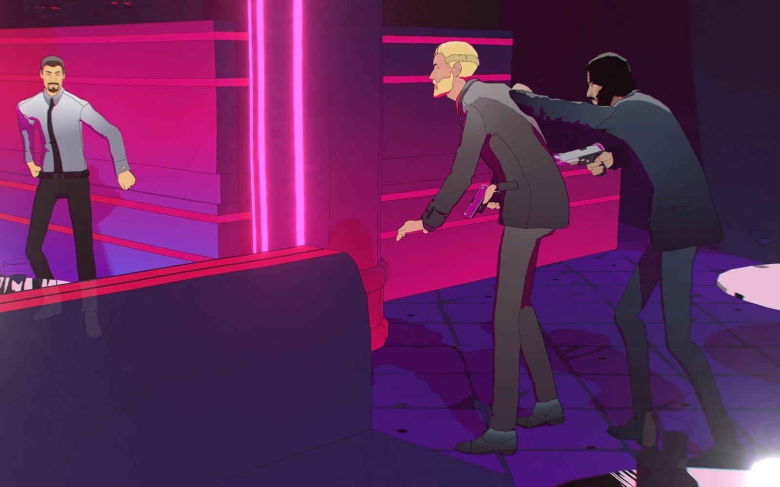 بازی John Wick Hex هشت اکتبر برای ویندوز و مک منتشر میشود