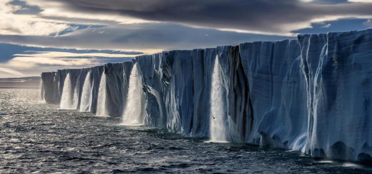 تغییرات اقلیمی گرمایش زمین اقیانوس ها