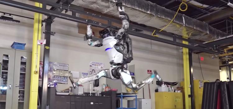 روبات بوستون داینامیکس