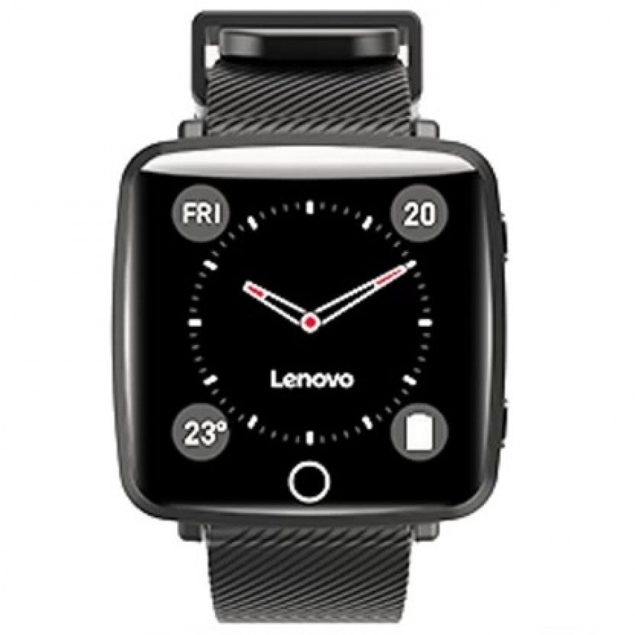 ساعت هوشمند ضد آب لنوو به اسم Carme با نمایشگر رنگی معرفی شد