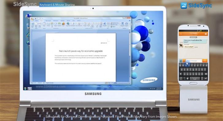 سامسونگ در 15 اکتبر به عمر SideSync پایان میدهد، تولد Samsung Flow
