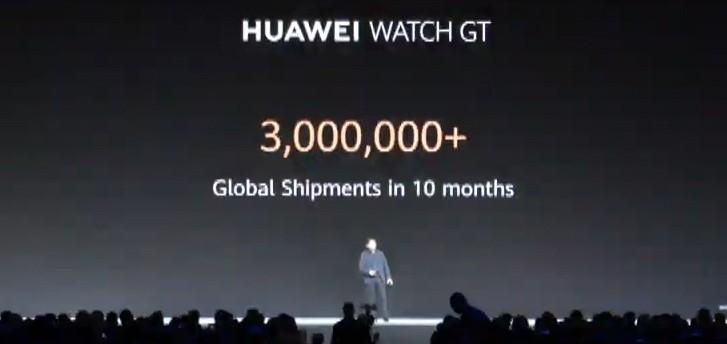 سری P30 و میت 20 هوآوی بیش از 33 میلیون دستگاه فروش داشتند