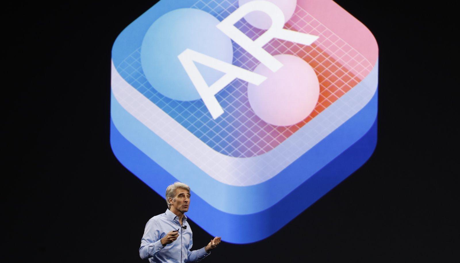 فایل iOS 13 تایید میکند اپل در حال تست یک هدست واقعیت افزوده است