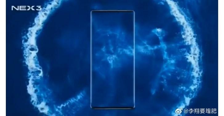مدیر محصول اوپو ادعا میکند گوشی NEX 3 ویوونسبت نمایشگر به بدنه 99.6 درصد خواهد داشت