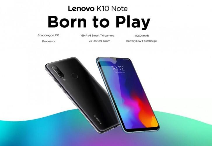 مشخصات دو گوشی Lenovo A6 Note و K10 تایید شد؛ رونمایی در 14 شهریورماه