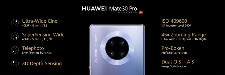 گوشی Huawei Mate 30 Pro