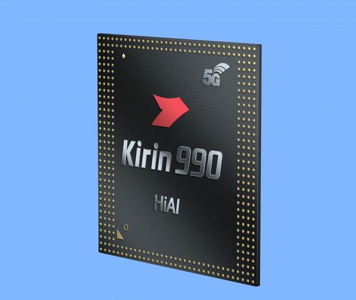 هوآوی از چیپست کرین 990 رونمایی کرد؛ مجهز به مودم 5G داخلی و طراحی براساس فرآیند 7 نانومتر پلاس