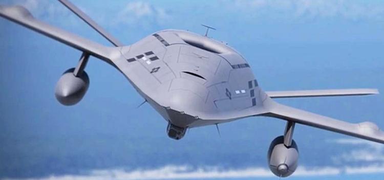 هواپیماهای بدون سرنشین بوئینگ سوخت رسان