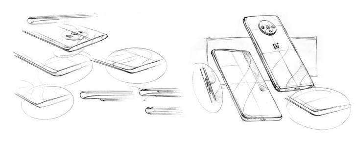 وانپلاس طراحی گوشی OnePlus 7T را زودتر از تاریخ رونمایی فاش کرد