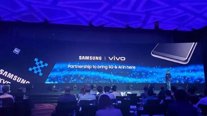 ویوو یک گوشی با چیپست اگزینوس 980 5G عرضه خواهد کرد