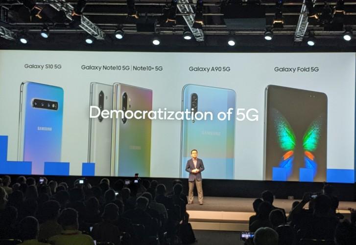 چیپست های سری 7 و 6 اسنپ دراگون سال آینده کوآلکام از شبکه 5G پشتیبانی می کنند