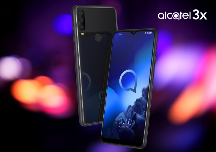 گوشی Alcatel 3X