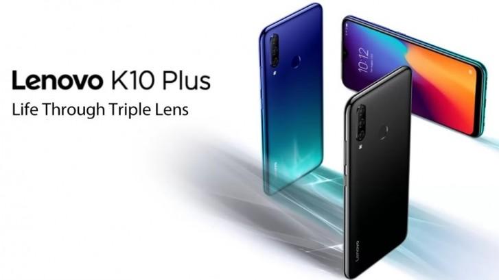 گوشی K10 Plus لنوو 22 سپتامبر با اسنپدراگون 632 و سه دوربین عقب معرفی خواهد شد