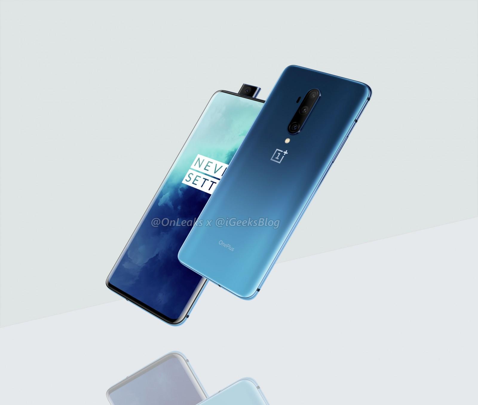 گوشی OnePlus 7T با اندروید 10 و 8 گیگابایت رم در بنچمارک Geekbench ظاهر شد