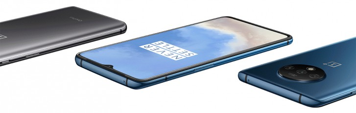 گوشی OnePlus 7T با دوربین سهگانه و چیپست اسنپدراگون 855 پلاس معرفی شد