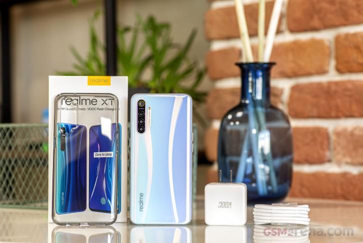 گوشی Realme XT رسما معرفی شد؛ ارزان و جذاب!