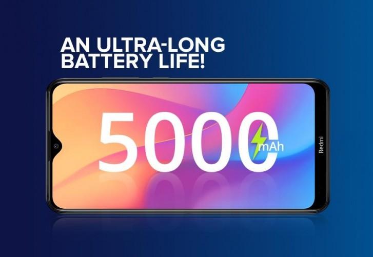 گوشی Redmi 8A معرفی شد؛ اسنپدراگون 439، باتری 5000 میلیآمپر ساعت