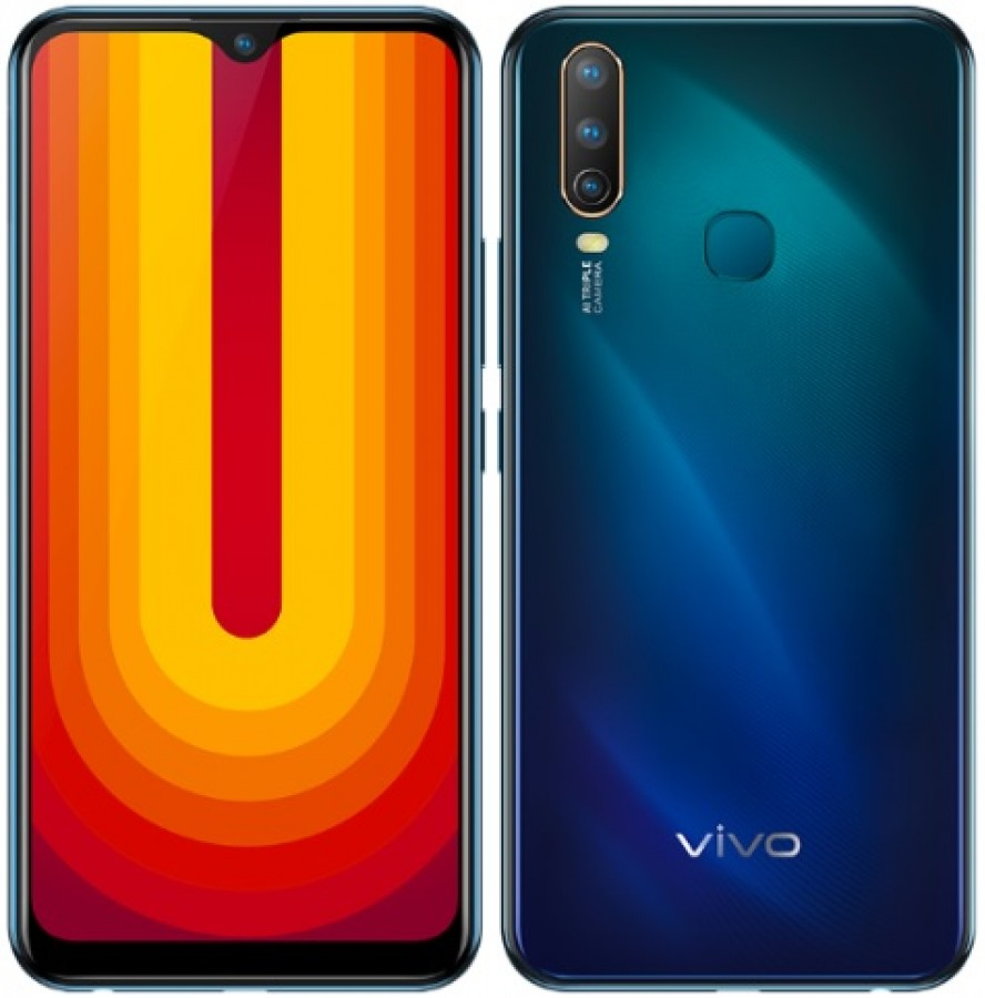 گوشی vivo U10 رسما معرفی شد؛ اسنپدراگون 665، دوربین سهگانه