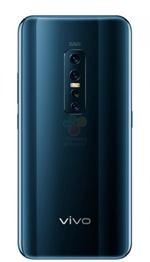 گوشی vivo V17 Pro در تاریخ 20 سپتامبر با دوربین پاپآپ دوگانه جلو رونمایی خواهد شد 1