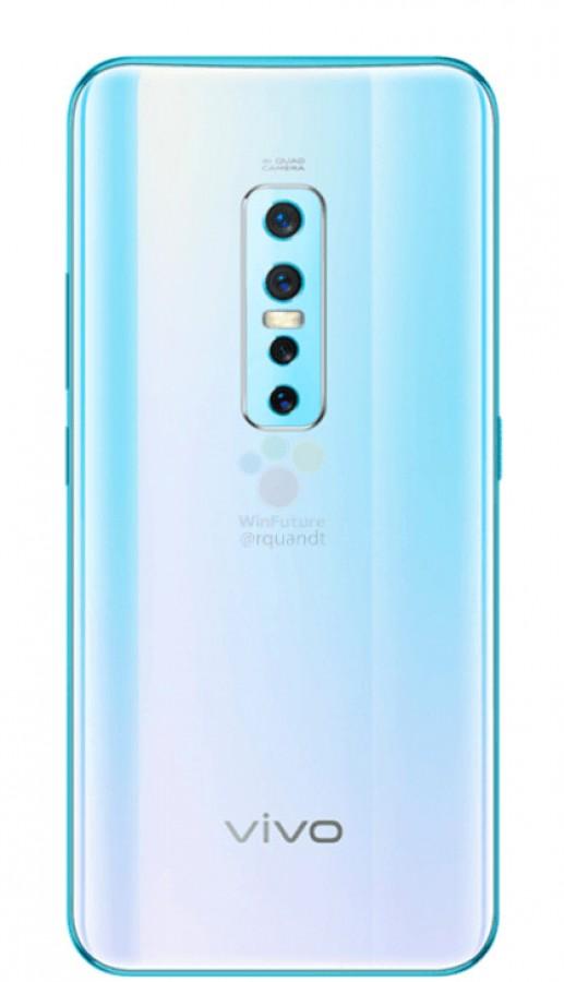 گوشی vivo V17 Pro در تاریخ 20 سپتامبر با دوربین پاپآپ دوگانه جلو رونمایی خواهد شد 2