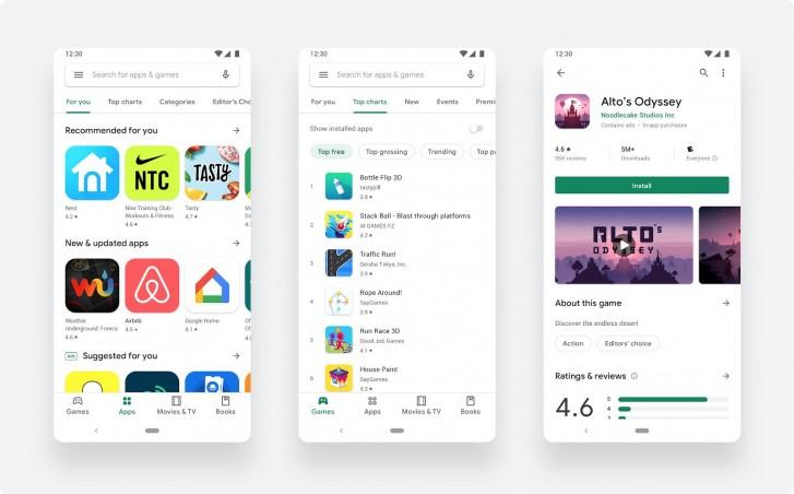 ویدئوهای معرفی اپلیکیشنهای گوگل پلیاستور از ماه بعد خودکار پخش میشوند