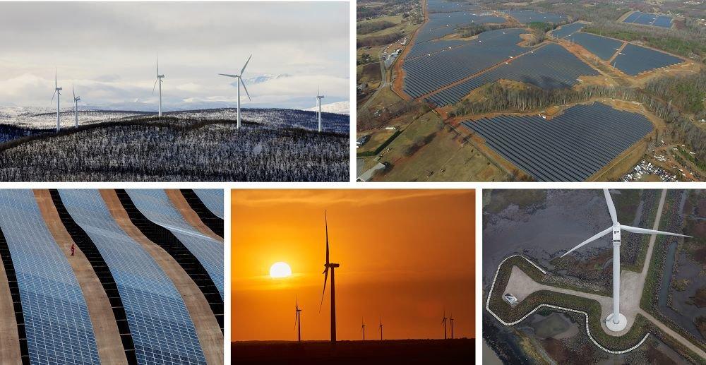 گوگل با سرمایهگذاری جدید خود در زمینه انرژی تجدیدپذیر یک رکورد بر جا میگذارد