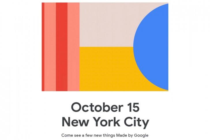 گوگل دو گوشی Pixel 4 و 4 XL را رسما در 15 اکتبر معرفی خواهد کرد