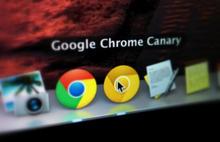 Chrome Canary Mac