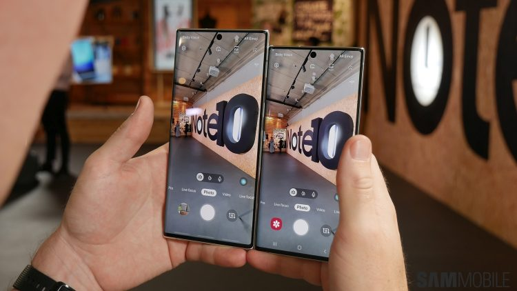 Galaxy Note 10 hands on review 51